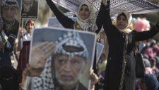 A Hamasz betiltotta az Arafatról szóló megemlékezést