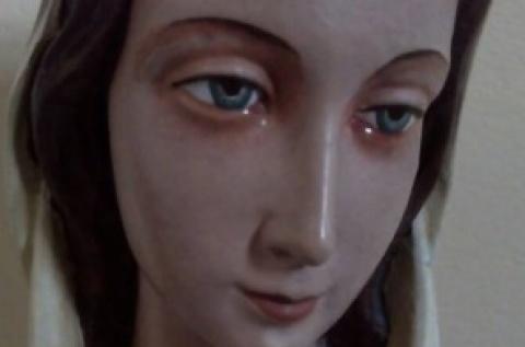 A Váci Egyházmegye közleménye a pásztói Szűz Mária-szobor könnyezése kapcsán