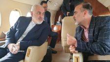 Az iráni külügyminiszterrel tért haza az amerikaiak által korábban fogva tartott iráni tudós