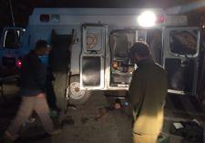 Szíriában megsebesült iszlamista terroristákat szállító izraeli katonai mentőket támadtak meg Galileában és a Golán-fennsíkon