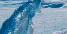 Egy Alacsony-Tátra nagyságú jégtábla szakadt le az Antarktiszról