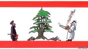 A térség hatalmai káoszba sodorhatják Libanont