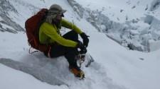 Felért a csúcsra a magyar hegymászó – így üzent