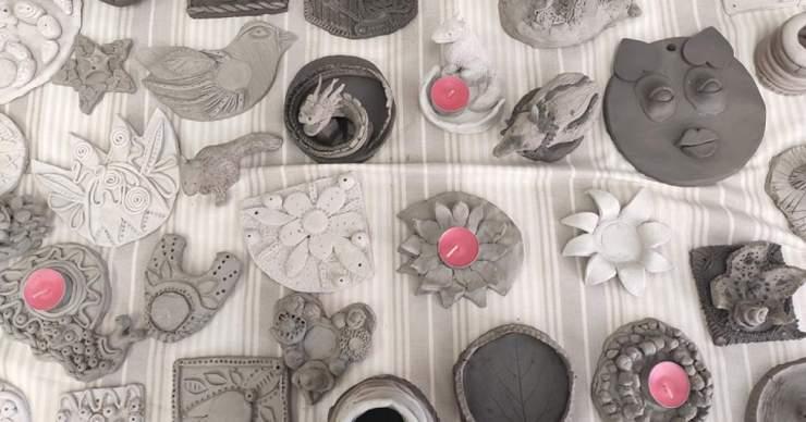 A történelem darabjai a 21. században- alkotóműhelyek a füleki Művészeti Alapiskolában