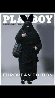 Playboy, európai kiadás