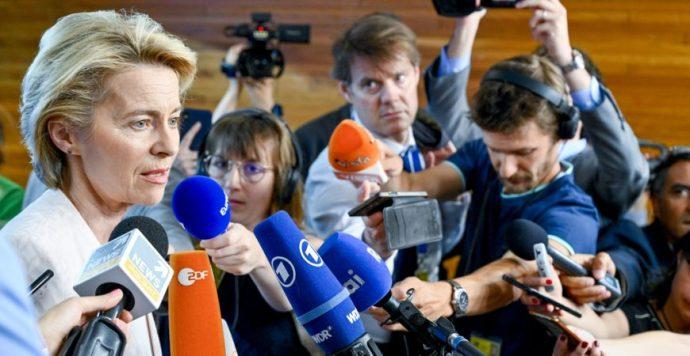 Von der Leyen a klímaváltozásról, a migránsokról, a határvédelemről és nők egyenjogúságáról beszélt az EP ülésén