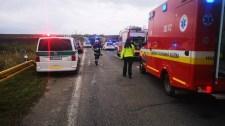Sok halottat követelő buszbaleset történt Szlovákiában