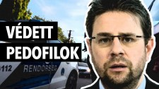 Pedofilvadászat: Kaleta Gábor házánál járt Toroczkai László (videó)