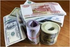 Az orosz exportvállalatok értékesítik a dollár egy részét