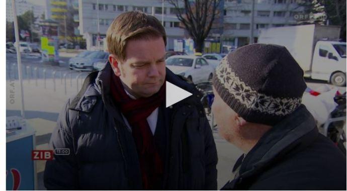 """Osztrák közszolgálati botrány """"büdös zsidó"""" megjegyzés ügyében"""