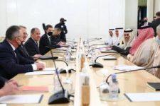 Moszkvában tárgyalt a szaúdi külügyminiszter