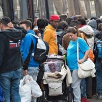 Menekültválság Svédországban és Dániában