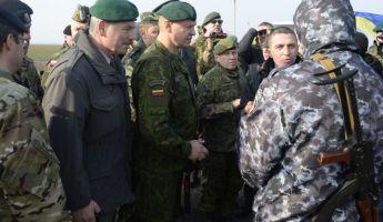 Ismét fegyverek dördültek a Krím félszigeten