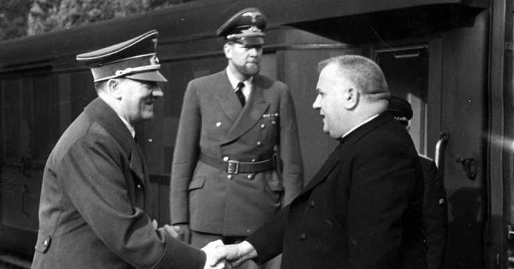 Háborús végkifejlet Magyarországon és Tiso Szlovákiájában
