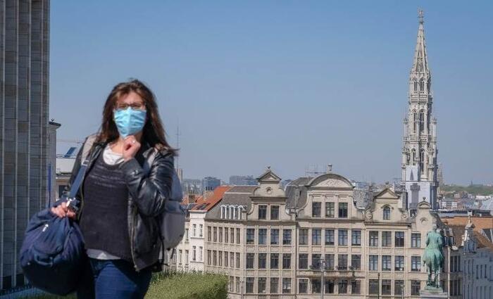 Koronavírus: Belgiumban töretlenül emelkedik a fertőzöttek száma
