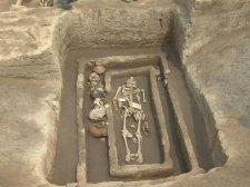 Ötezer évvel ezelőtt élt szokatlanul magas és erős emberek maradványaira bukkantak Kínában