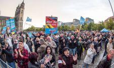 """""""A jobboldali populisták győzelem előtt állnak Németországban"""""""