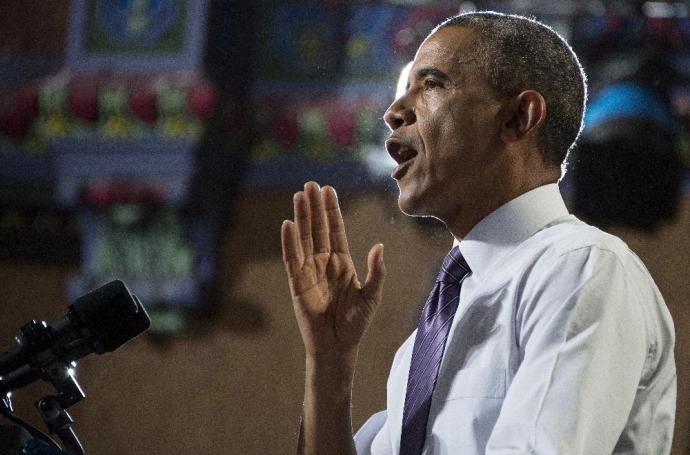 Ebola: Obama nagy bejelentést tett