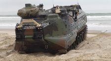 Távirányítású partraszálló rohamjárművet tesztelt az amerikai haditengerészet