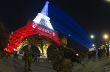 Az Iszlám Állam célba vette az Eiffel-tornyot