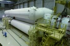 Új generációs űrrakétát tesztelt Oroszország
