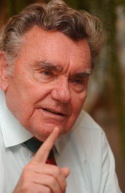Elhunyt Hasznos Miklós egykori kereszténydemokrata politikus, a Jobbik elnökségi tanácsadója