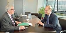Juncker: Tilos hazabeszélniük a biztosoknak