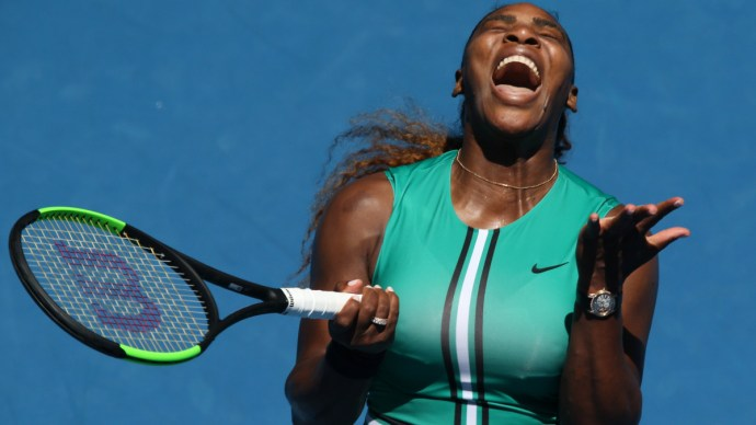 Ha kell, százszor is feltámad Serena Williams – újra megtörtént