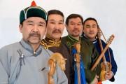 A 2018-as Kurultajon fellép – a Huun-Huur-Tu együttes