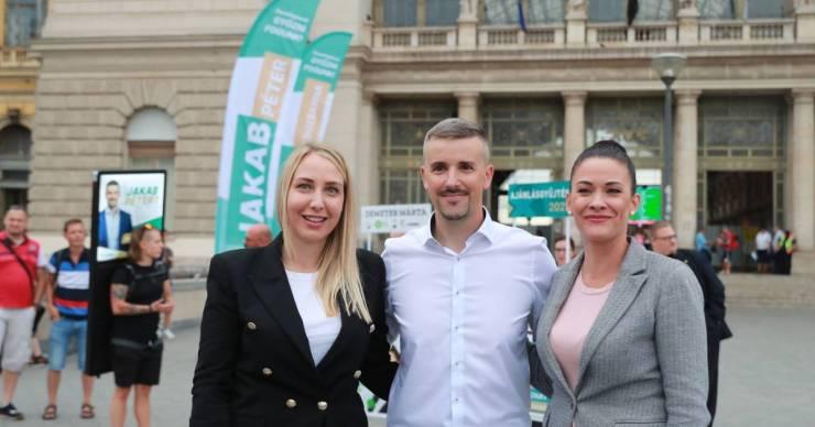 Jakab Péter: A korábbi ellenzéki pártelnökök nem tudták legyőzni a saját egójukat, s így nem tudták legyőzni a Fideszt sem