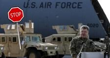 Trump befejezi Ukrajna katonai támogatását