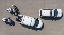 Új rendőri egységet vetnek be a Budapest környéki utakon
