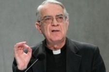Szentszéki közlemény egy vatikáni prelátus sajtónyilatkozatáról