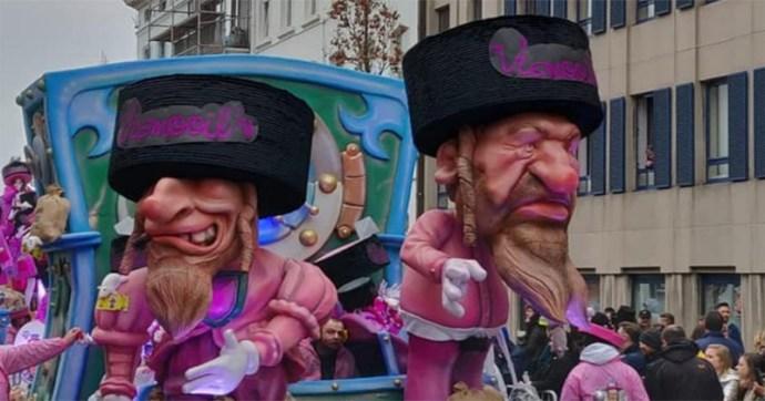 """Visszavonták az UNESCO világörökségi listájáról az """"antiszemita"""" karnevált, de attól még megrendezik"""