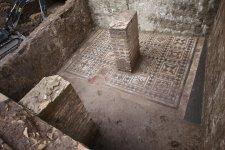 Újabb szenzációs lelet bukkant elő a római metróépítés közben