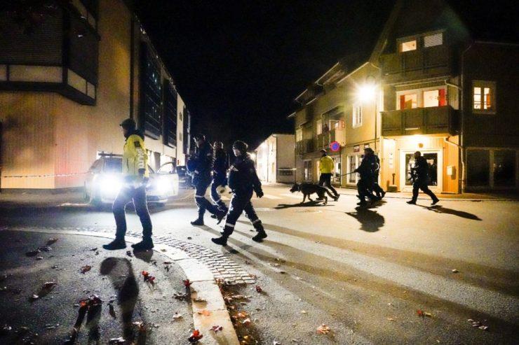 Íjas, nyílvesszős támadás Norvégiában: Többen meghaltak, illetve megsebesültek