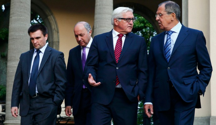 Berlini tárgyalások: Lavrov partnerei emlékezőképességét próbálta helyreállítani