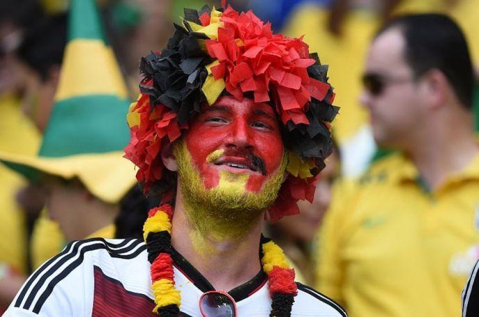 Brazília – Németország percről percre