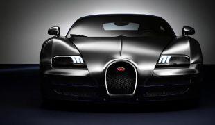 Az utolsó: különkiadással búcsúzik a Bugatti Veyron