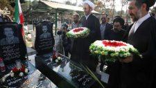 Az iraki-iráni háborúban elesett zsidó származású katonákra emlékeztek Iránban
