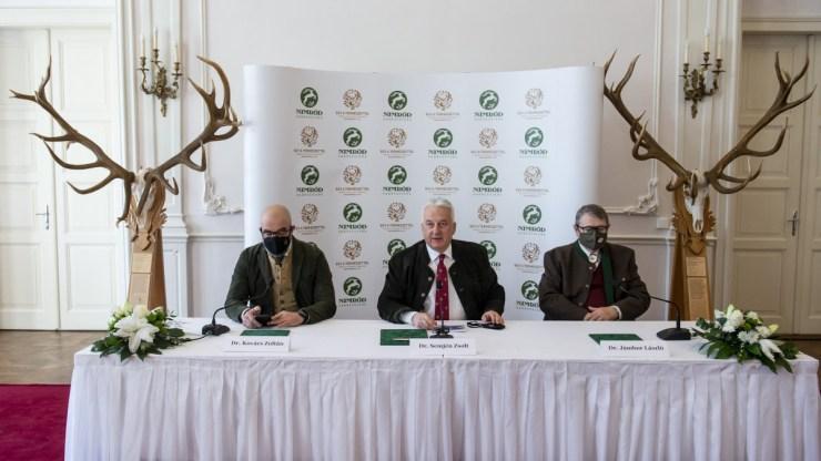 Döntött a kormány: mentesül a járványintézkedések alól a vadászkiállítás