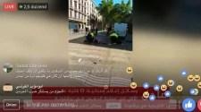 Arab nézői reakciók a terrortámadásra
