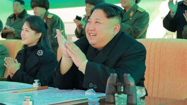 Észak-Korea legutóbb tesztelt rakétája képes lett volna telibe találni az USA-t (Animáció)