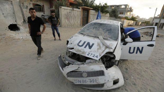 Elítélte Izraelt az ENSZ Közgyűlése