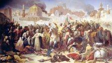 Két napon át folyt az öldöklés, miután a keresztesek bevették Jeruzsálemet