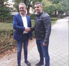 """A Jobbik egyik új alelnöke milyen """"meccset"""" néz?"""