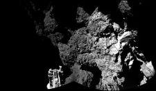Lemerültek a tápegységei, az üstökösön pihen a Philae