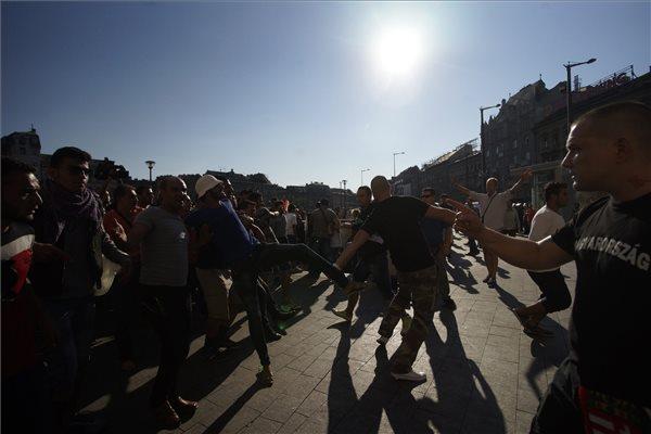 Magyar-román: a balhé már megvolt