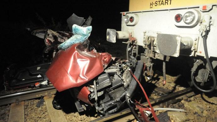 Drámai részletek a vasúti átjáróban történt tragédiáról
