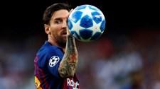 Lionel Messi sportba fektet be, de nem a fociba
